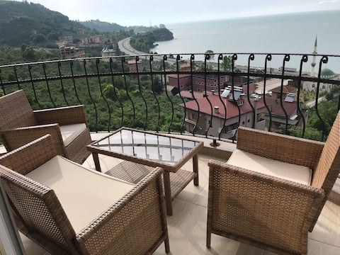 SEA WİEW AND MOUNT WİEW 6 BEDROOMS,4 BATHROMS