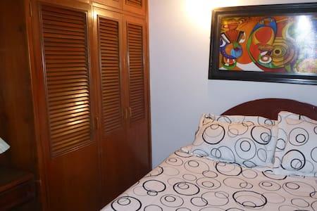 economico apartamento amoblado - Bogotá
