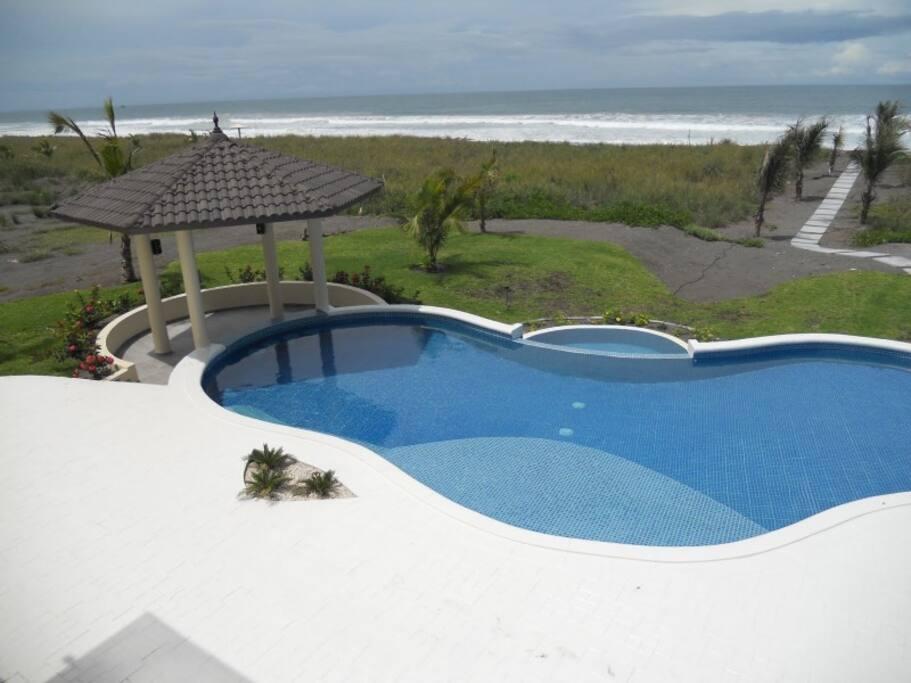 Las Olas Villa 4 Playa La Barqueta