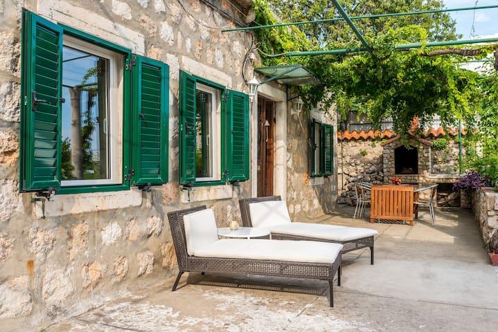 Emmas Cottage-Dubrovnik  City Walls
