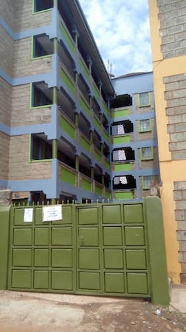 Apartment in down town Nairobi Suburb - Nairobi - Flat