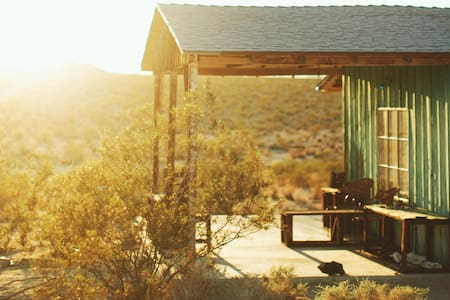 Joshua Tree Homesteader Cabin  - Joshua Tree - Kisház