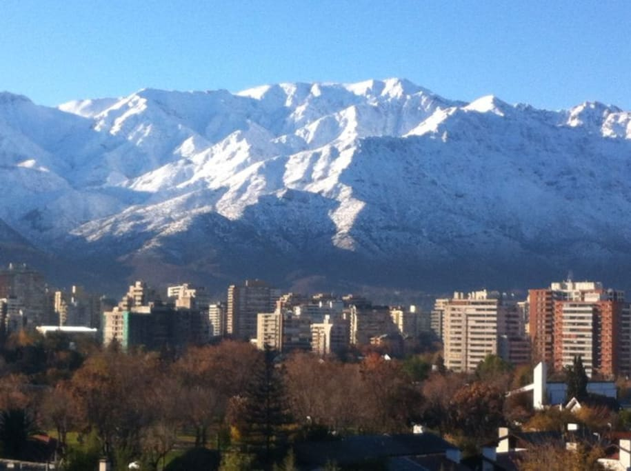 The Most Authentic Magical Views in centrally located Santiago