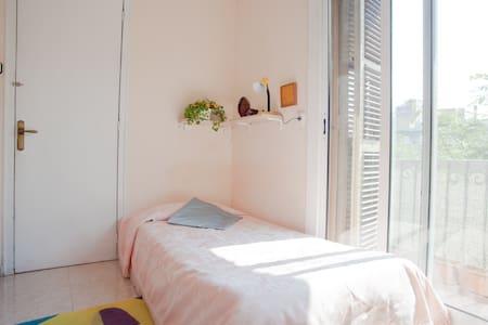 Habitación 2 plazas - Bedroom for 2 - Barcelona