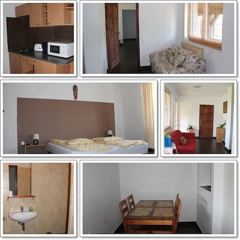 Bestapartman-ap./4P. Lake Balaton - Balatonboglár - Apartment