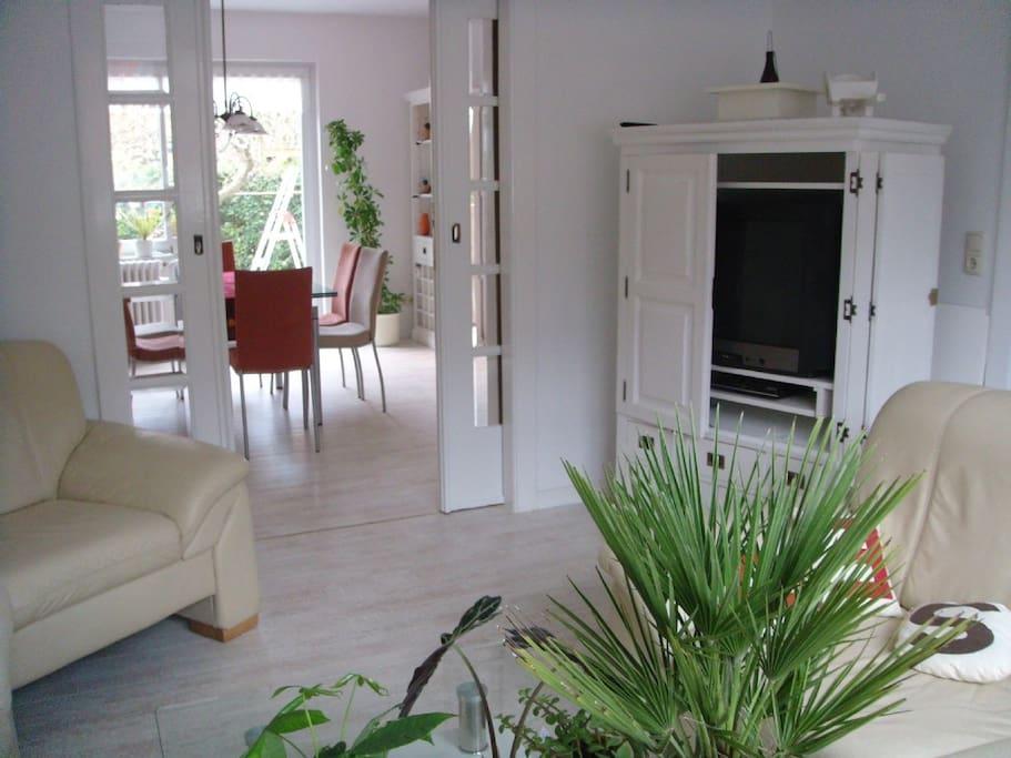 Erdgeschoss Wohn-/Eßbereich