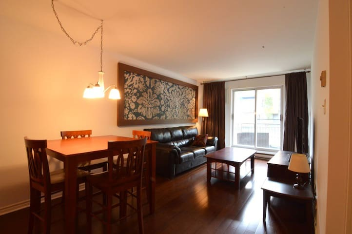 Joli condo sur le Plateau + parking - Montreal - Appartement
