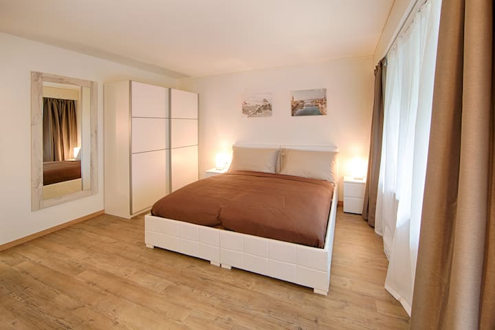 one-room apartment next to zurich and airport Nr.5 - Glattbrugg