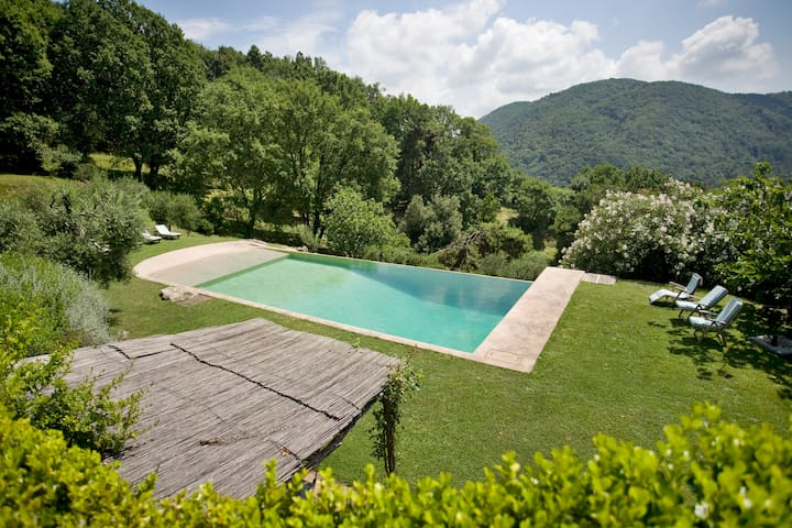 Enchanting country house near Lucca - Lucca - Villa
