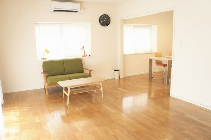Great stay(C),Near新宿,渋谷&walk 5mins+Free Wifi,MAX 2