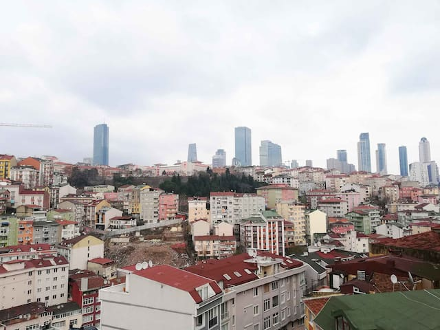 Awesome Rooftop near Taksim Istanbul [Best Price]