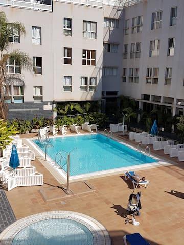 Precioso apartamento en Playa de Sardina