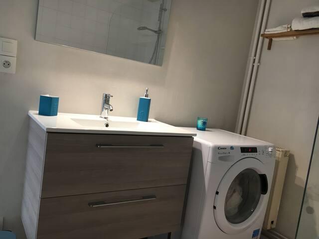 De quoi faire une petite toilette !