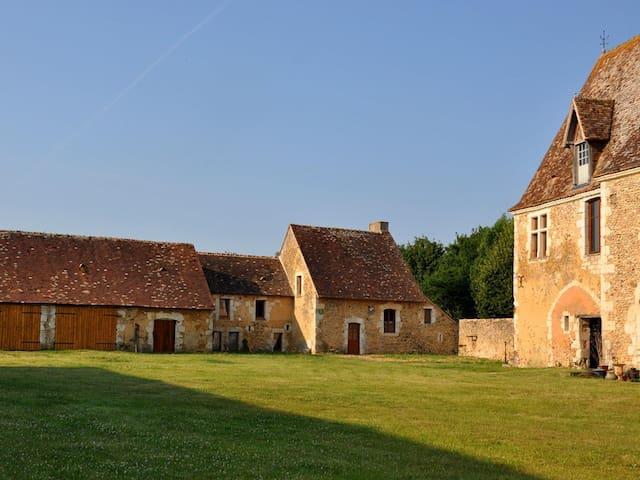 Manoir du Bois Joly Gite du Fournil