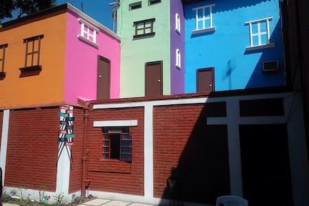 Habitación, WiFi, Incluye Alimentos - Ciudad de México - House