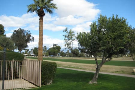 Updated Condo at Arizona Golf Resort