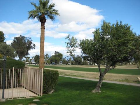 Aktualisierte Eigentumswohnung im Arizona Golf Resort