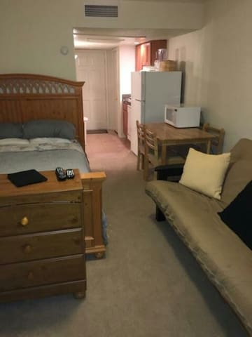 Lakeside Mall Studio Apartment - Metairie - Departamento