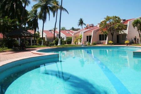 Villa Serena bungalows vacacionales - Mazatlán