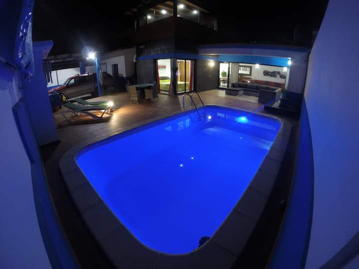Luxury Villa In Corralejo