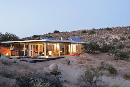 Off-grid itHouse - Pioneertown - Rumah