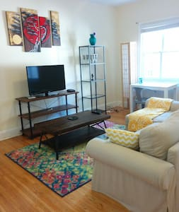 Great Rittenhouse Apt with RoofDeck