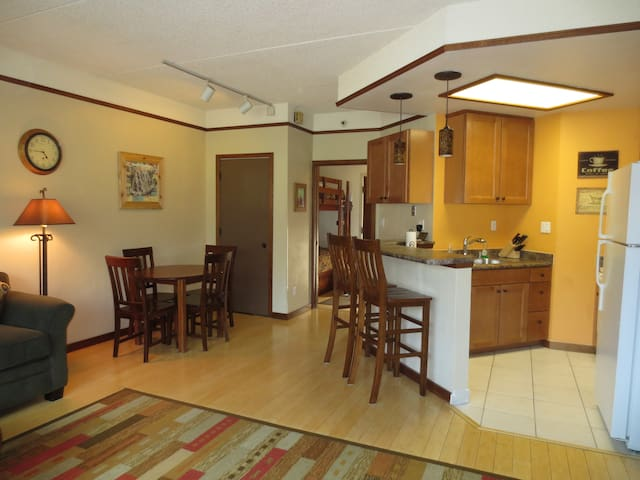 Copper Mountain Studio Condo - Copper Mountain - Apartamento