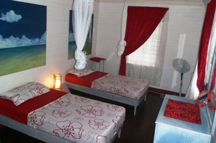 #3 charming villa (private beach) - Oracabessa - Bed & Breakfast