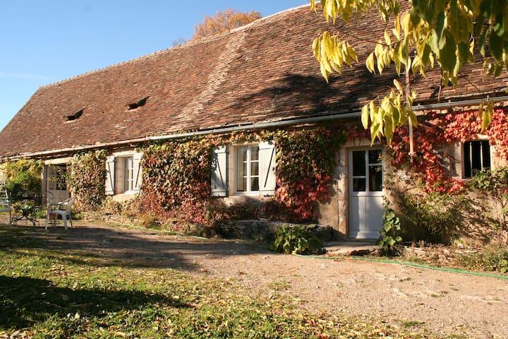 Gîte de charme 7 personnes proche de Rocamadour - Couzou - Talo