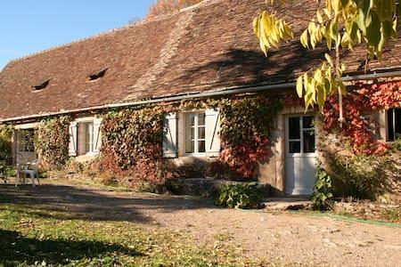 Gîte de charme 7 personnes proche de Rocamadour - Couzou