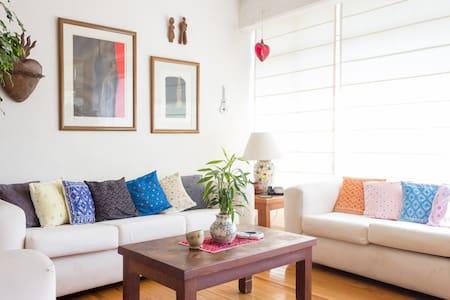 Bonito dormitorio en zona bien ubicada - Mexico City - Leilighet