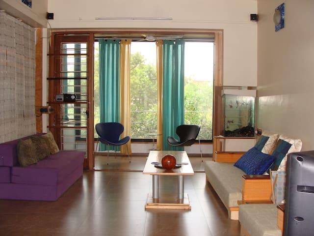 Kolhapur Serviced Apartment