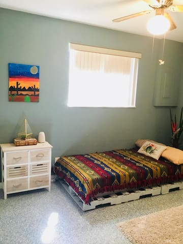 Arizona Themed Room