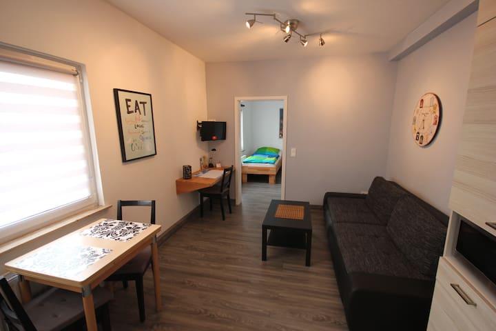 Gästewohnung II im Erdgeschoß - Hilden - 公寓