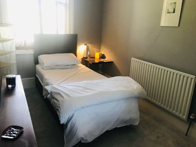 Double room by the Church, close to everything!