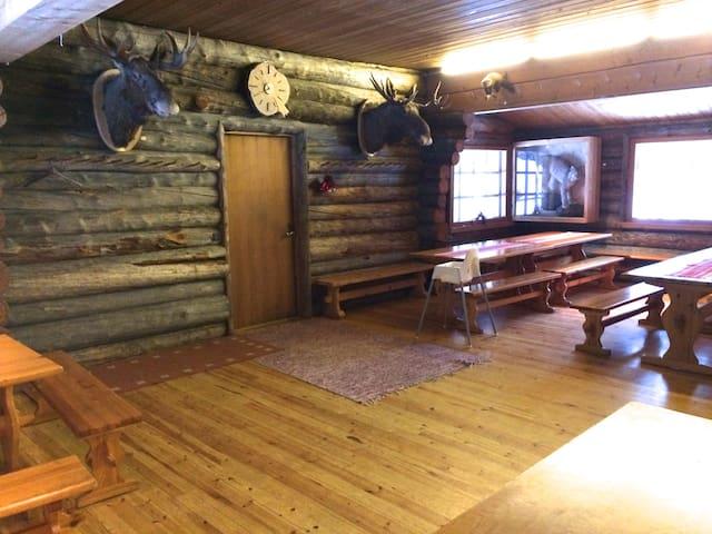Kutajoenniemen Metsästysseuran maja - Hollola