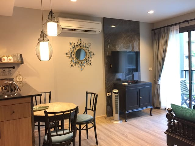 Rain Resort Condo, Cha-am Beach, Petchburi - Phetchaburi - Inny