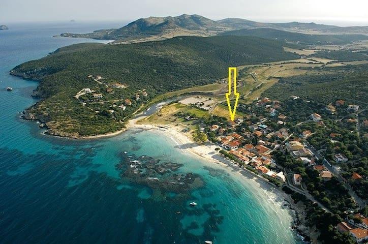 """""""La spiaggetta bianca"""" a ridosso dalla mare - Sant' Antioco - Apartamento"""