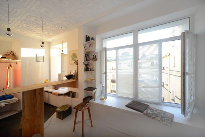 studio of Kiev artist - Kiev - Apartamento