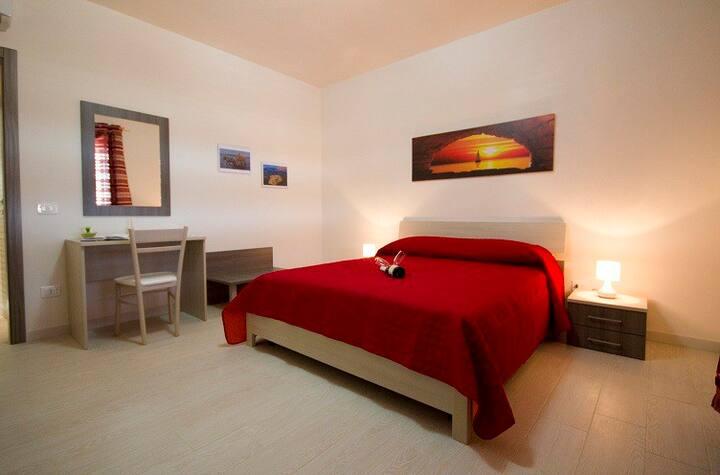 B&B Villa Del Vento deluxe room