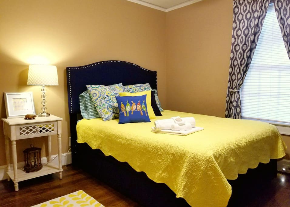 Queen Bedroom #2