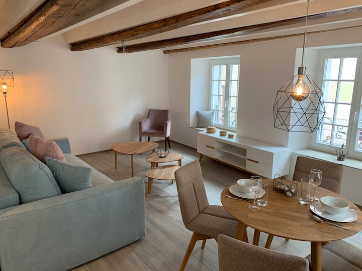 Boutique Apartment in der Altstadt Bremgarten