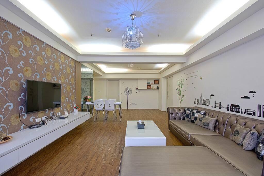專屬客廳空間