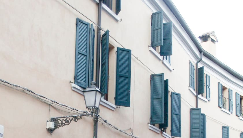 """Appartamento """"Castrum Bizantino"""" - Ferrara - Wohnung"""