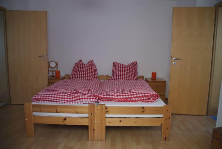 Schlafzimmer Wohnung I
