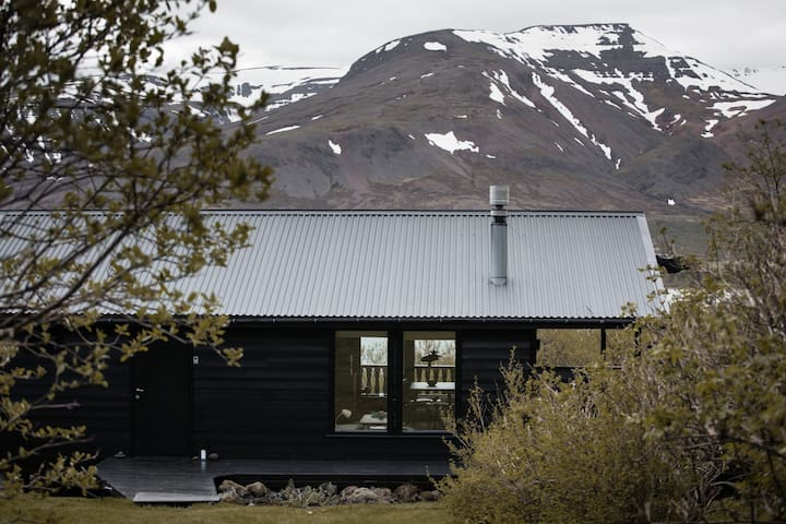 The Nordic Cabin - By the Lake with Mountain View
