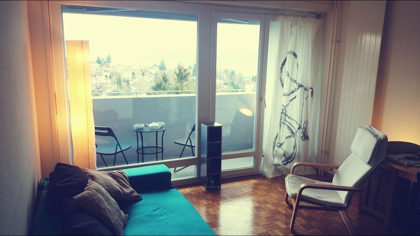 New Apartment With Great View
