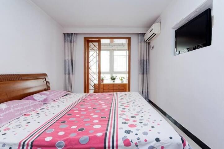 北戴河温馨驿栈浪漫两室公寓(近鸽子窝碧螺塔奥运公园)另有多套三室