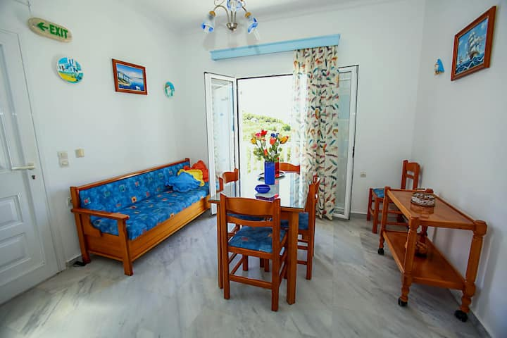 Andrika villa in Xenios Avlais | Sea view