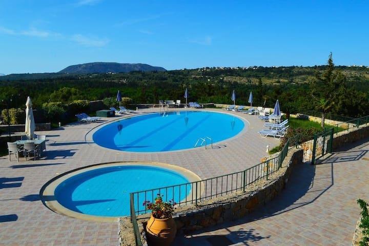 Villa Rosina, Souri Village, Crete
